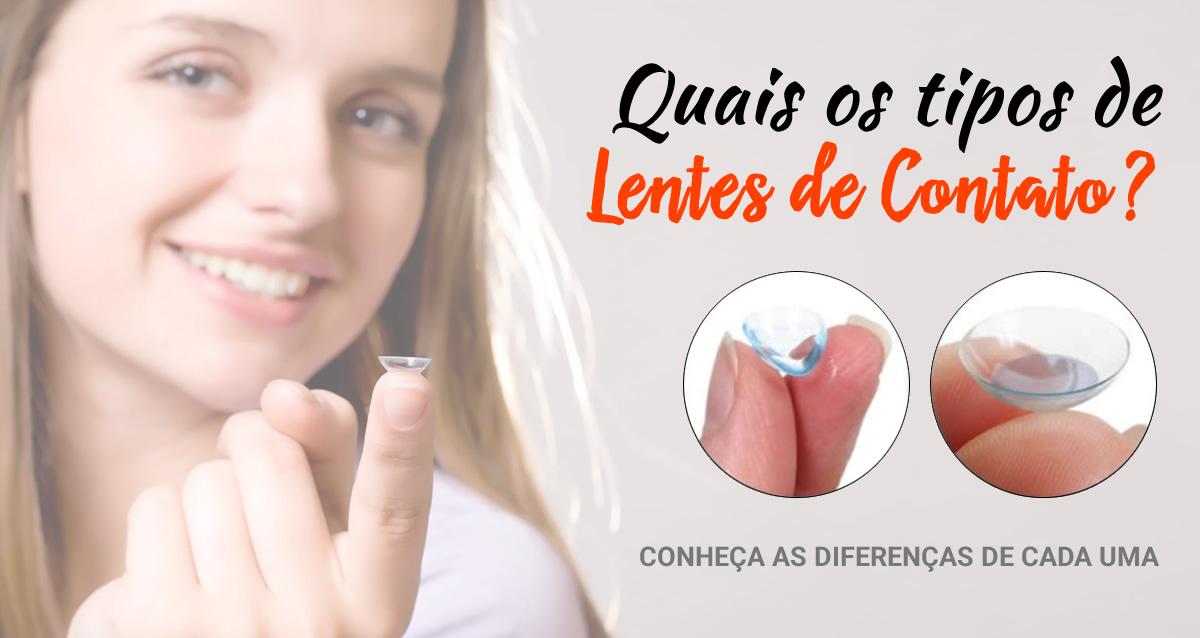 Lentes de contato em Curitiba