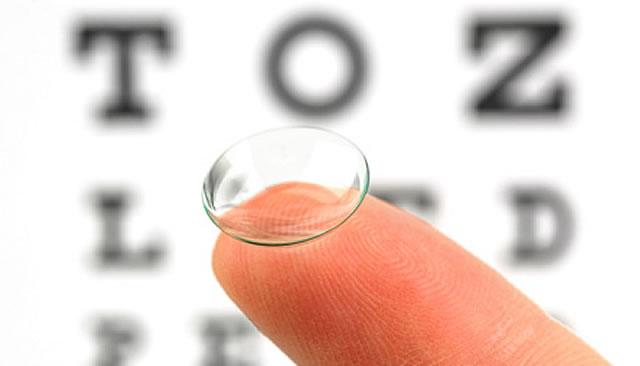 lente de contato rigida curitiba