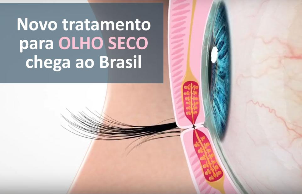 tratamento para olho seco em Curitiba